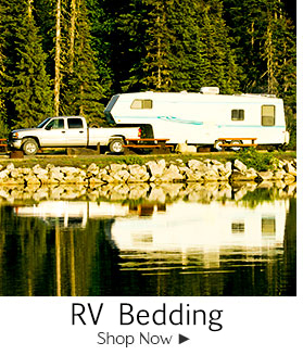 RV Bedding--Shop Now ►